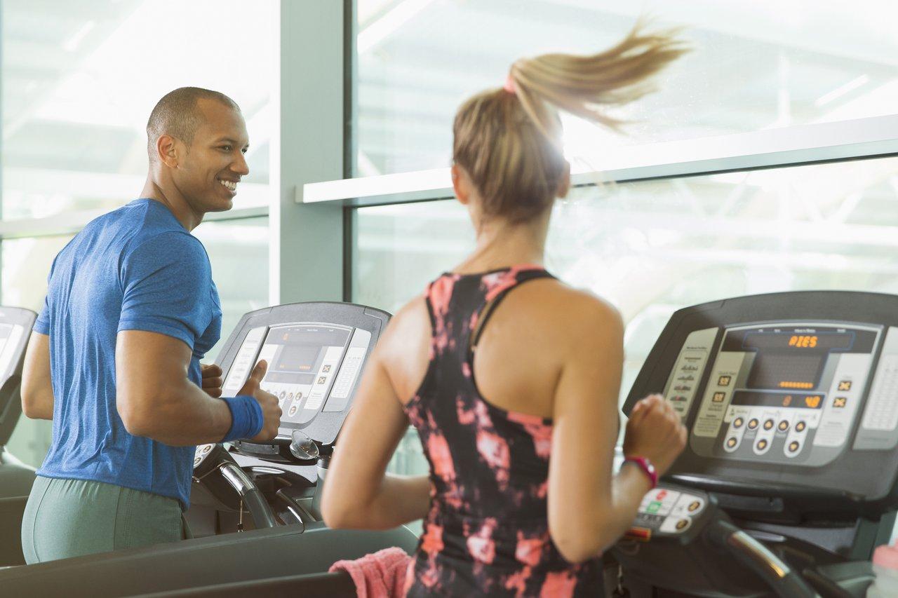 treadmill workout playlist