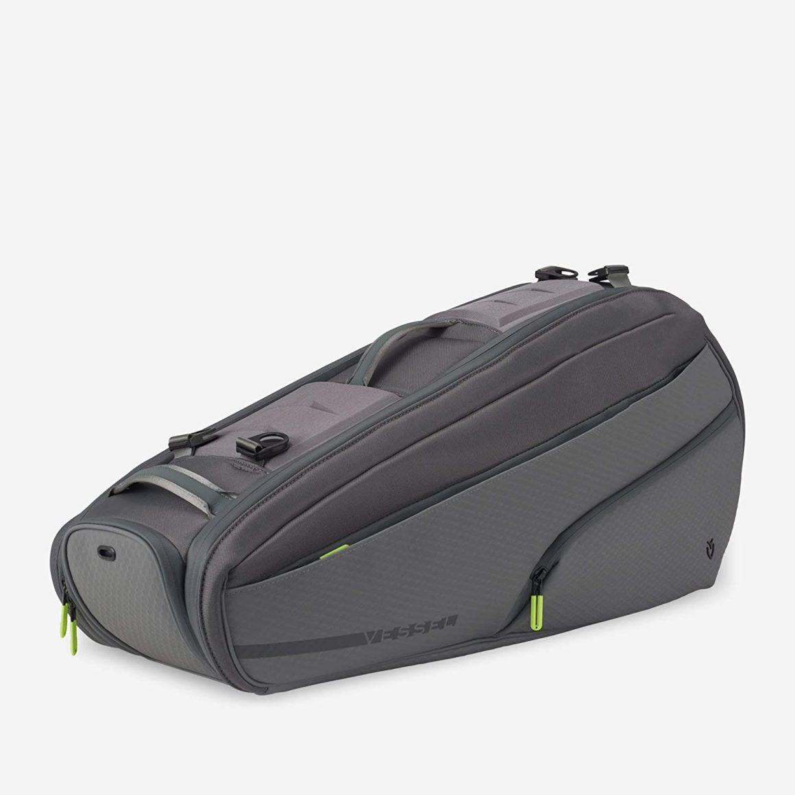 VESSEL Baseline Racquet Bag - Grey Tech
