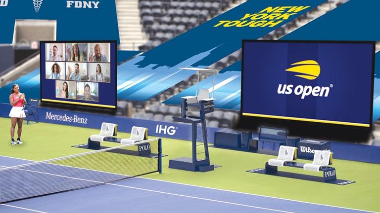 US Open Fan Cam