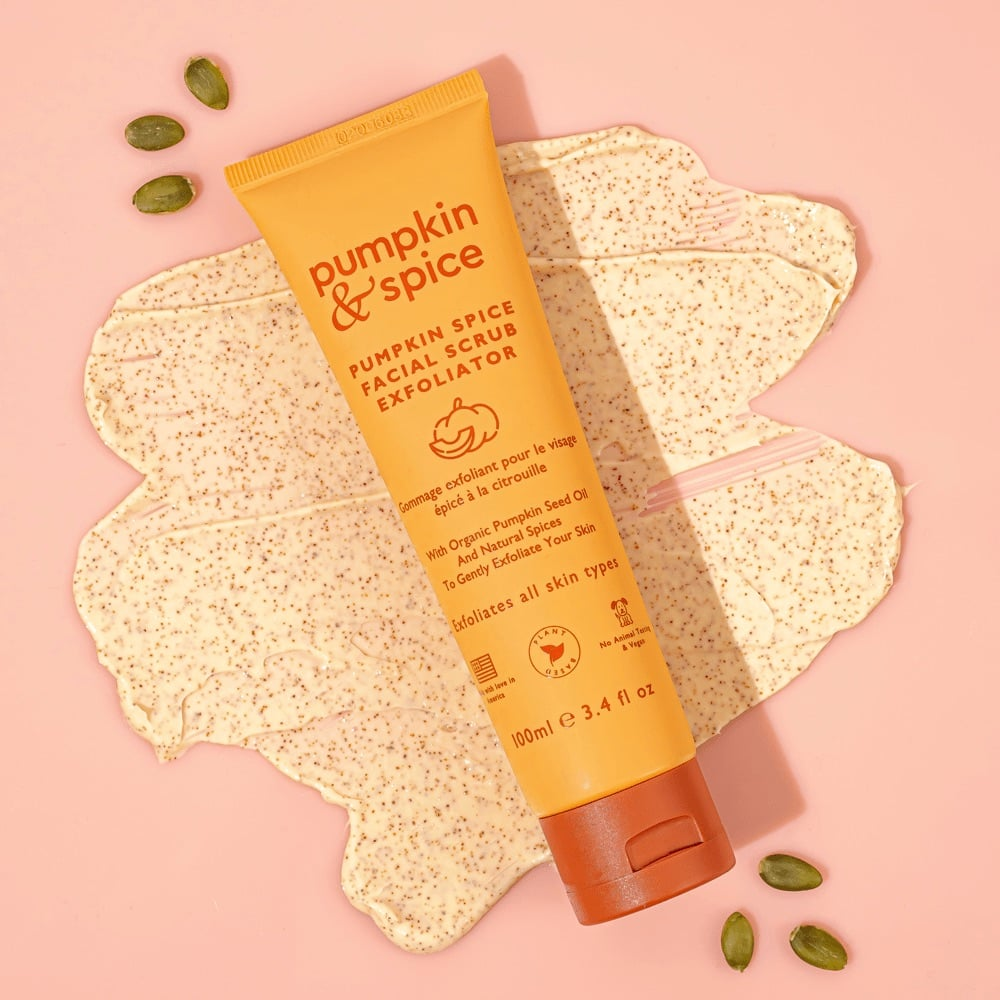 Pumpkin-Spice-Facial-Scrub-Exfoliat