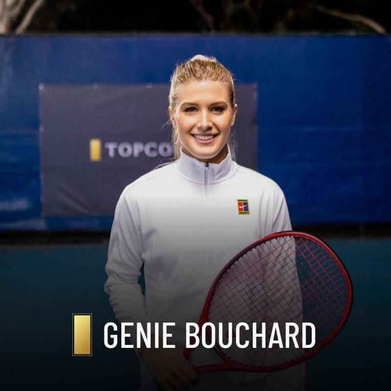 Genie Bouchard