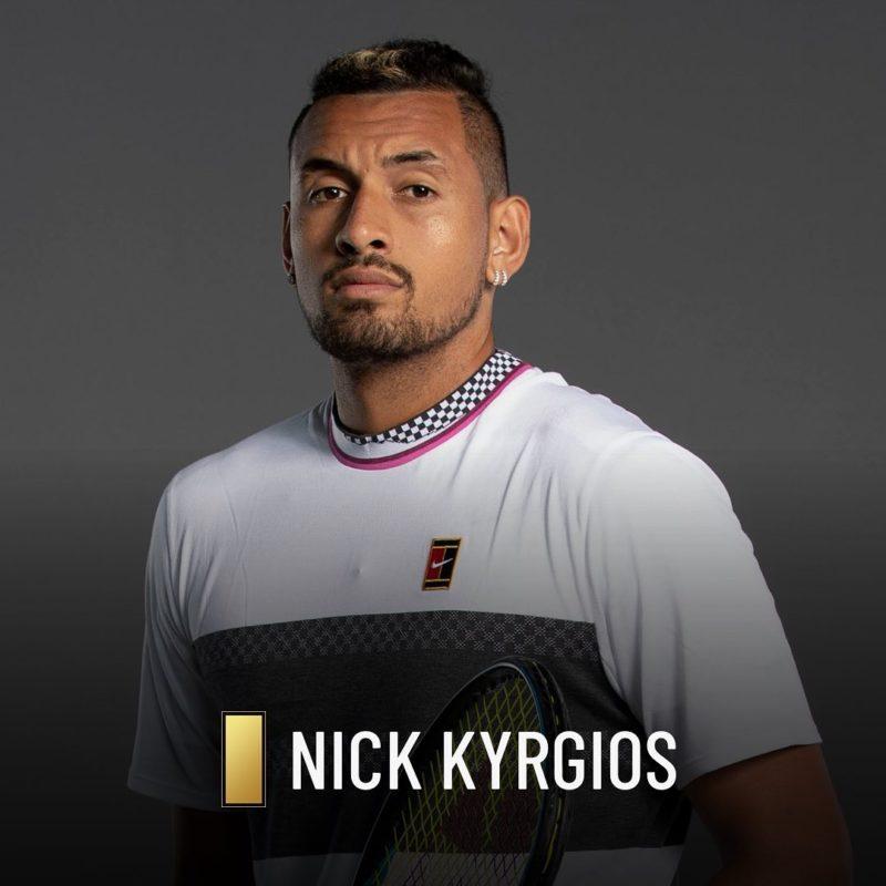 Nick Kyrgios