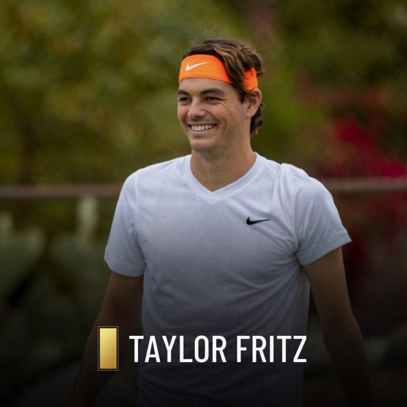 Taylor Fritz