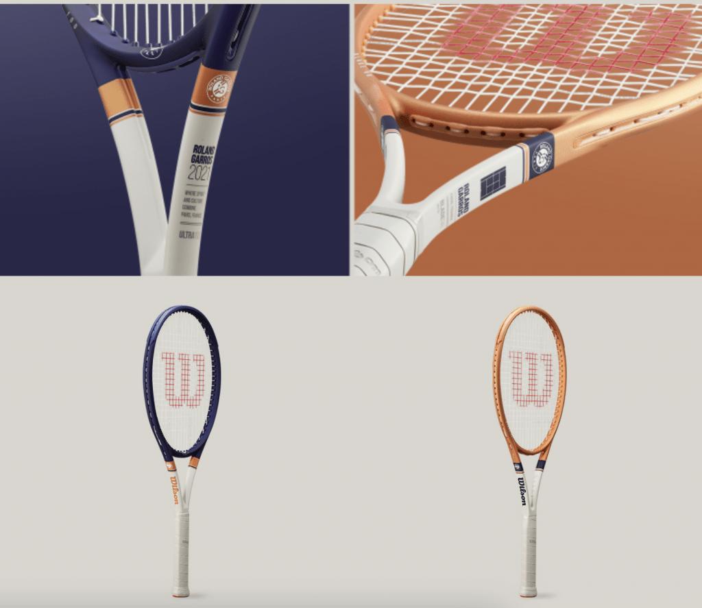 Wilson Roland Garros racquet